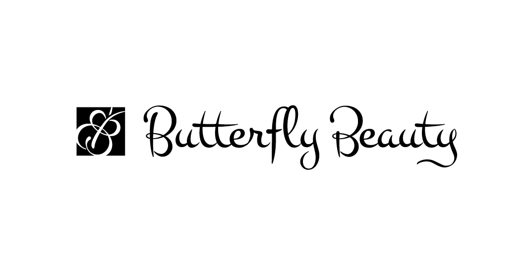 Logo Butterfly Beauty